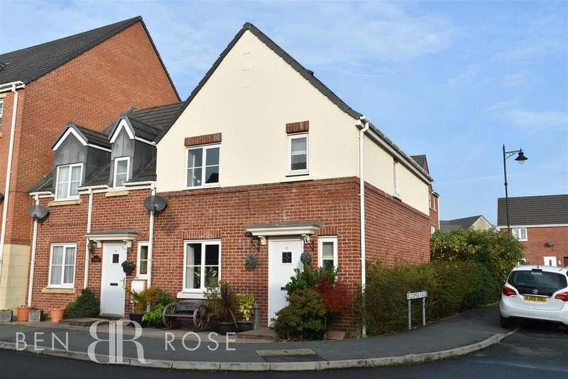 3 Bedrooms End Of Terrace House for sale in Main Street, Buckshaw Village, Chorley