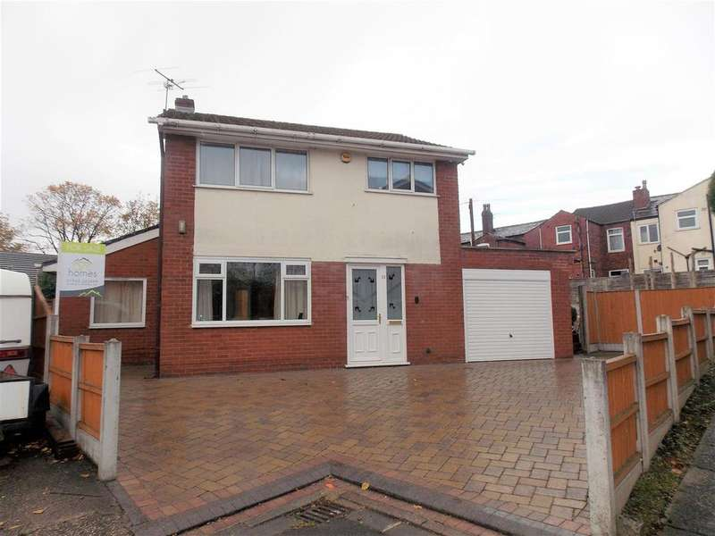 3 Bedrooms Detached House for sale in Rowland Street North, Atherton, Manchester