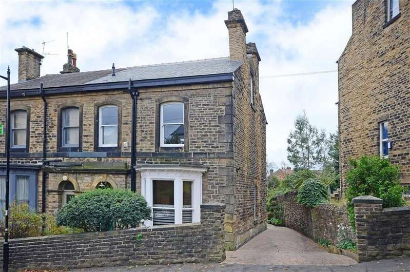 4 Bedrooms Semi Detached House for sale in Beech Hill Rd, Sheffield, Yorkshire