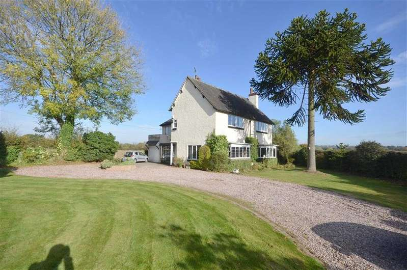 5 Bedrooms Detached House for sale in Hartwell Lane, Barlaston