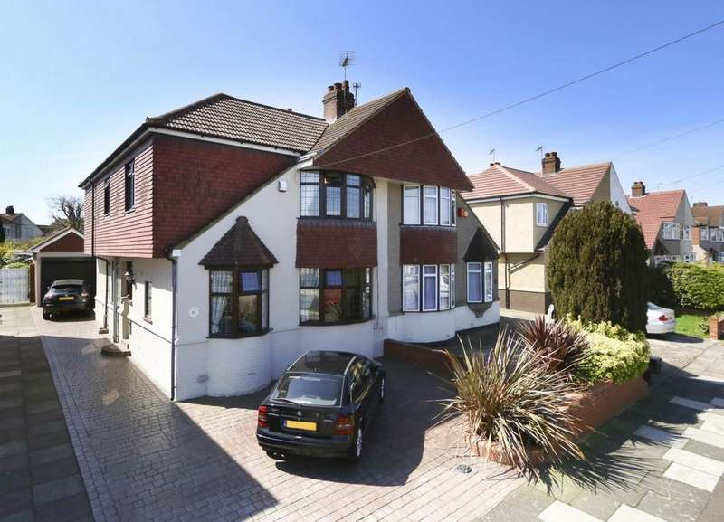 4 Bedrooms Semi Detached House for sale in Falconwood Avenue, Welling, DA16
