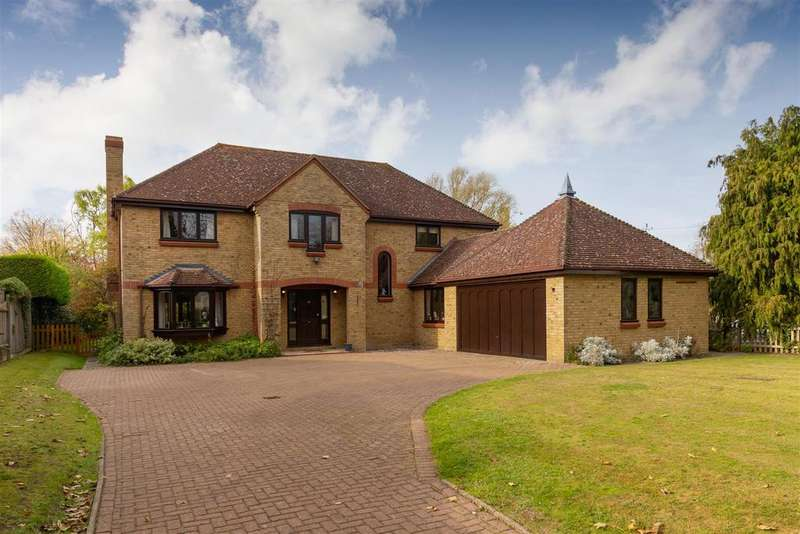 5 Bedrooms Detached House for sale in Hay Street, Steeple Morden, Royston