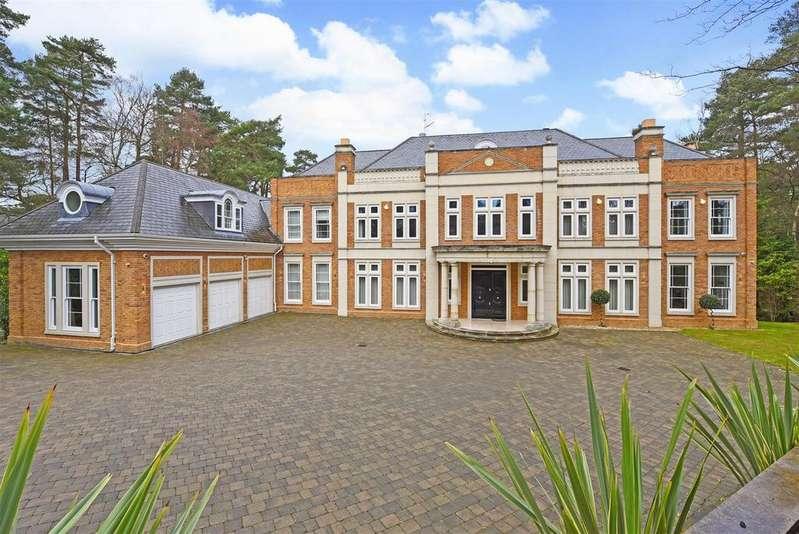6 Bedrooms Detached House for rent in Weybridge, Surrey