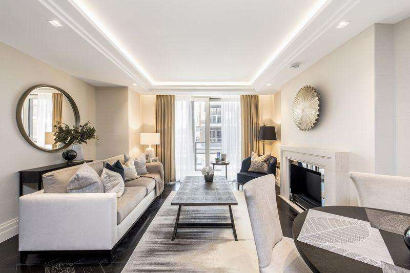 2 Bedrooms Apartment Flat for sale in 190 Strand, London