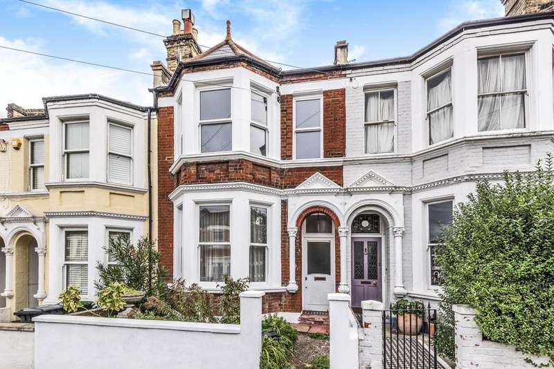 3 Bedrooms Terraced House for sale in Abernethy Road, Lewisham