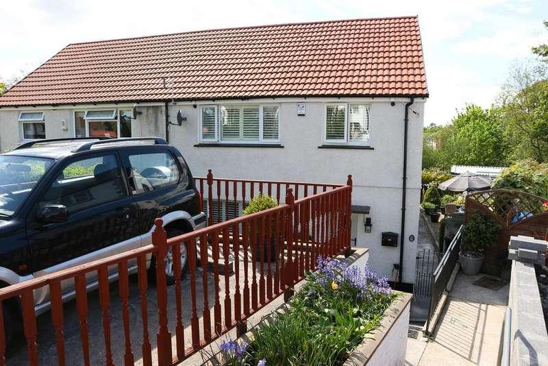 3 Bedrooms Semi Detached House for sale in Billingha Crescent, Penydarren, Merthyr Tydfil