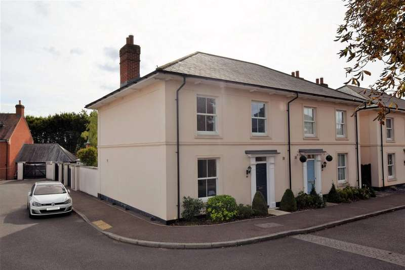 3 Bedrooms House for sale in Masterson Street, Wyvern Park, EX2