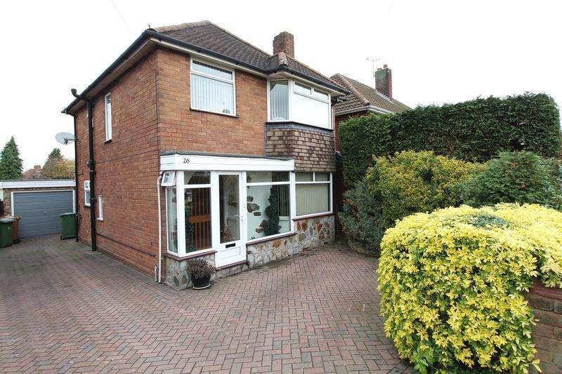 3 Bedrooms Detached House for sale in Wrekin View, Brownhills