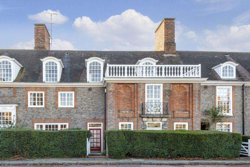 6 Bedrooms House for sale in North Square, Hampstead Garden Suburb, NW11
