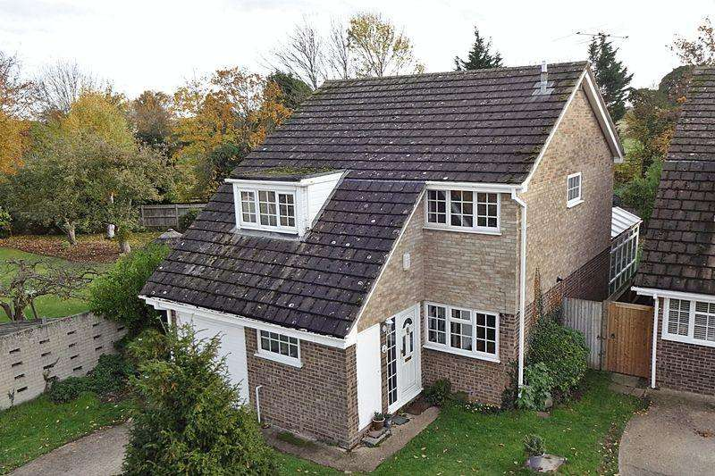 4 Bedrooms Detached House for sale in Brook Close, Upper Caldecote