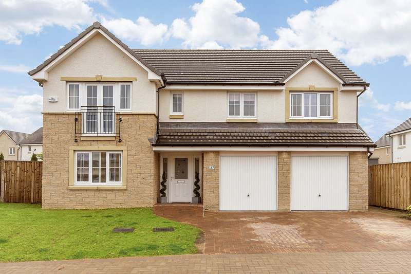 5 Bedrooms Detached House for sale in Bramble Crescent, Dunfermline KY11