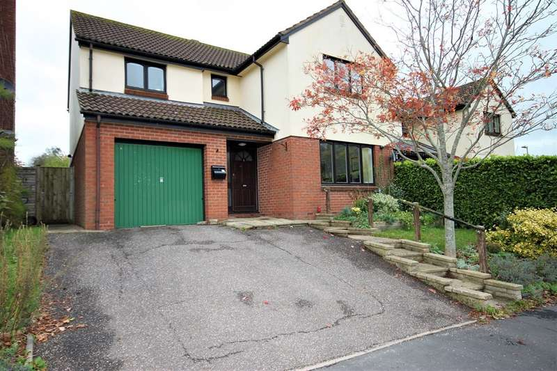 4 Bedrooms Property for sale in Fairfield, Sampford Peverell, Tiverton