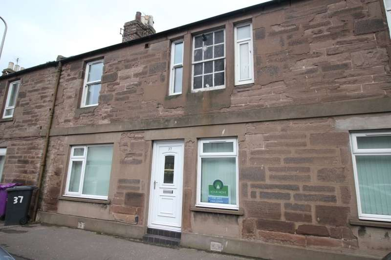 2 Bedrooms Flat for sale in Ferry Street, Montrose, DD10