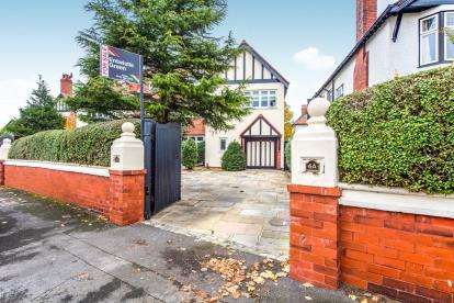 5 Bedrooms Semi Detached House for sale in Dowhills Road, Blundellsands, Crosby, Liverpool, L23