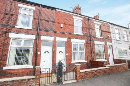 2 Bedrooms Terraced House for sale in Webb Lane, Offerton, Stockport, Cheshire