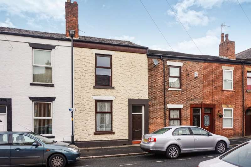 2 Bedrooms Terraced House for sale in 17 Scarisbrick Street, Wigan, Lancashire