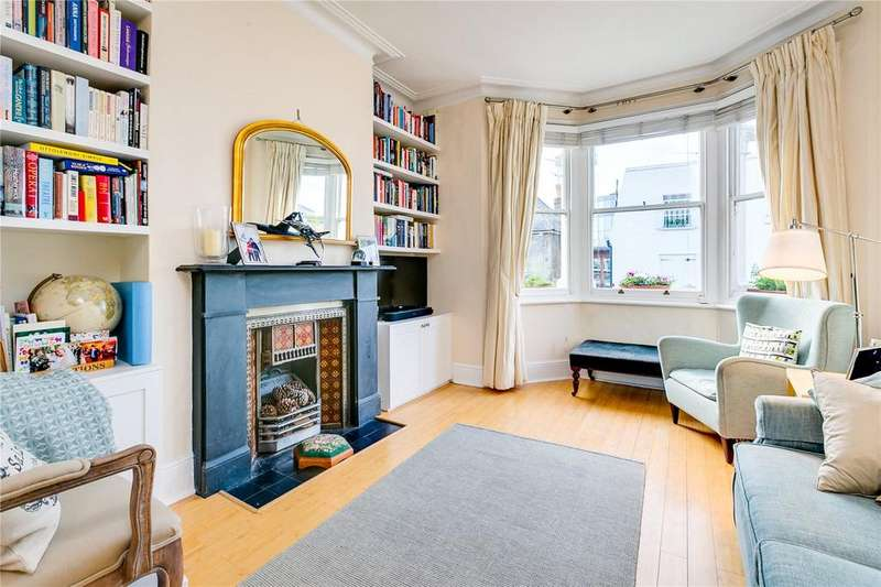 2 Bedrooms Flat for sale in Dorville Crescent, London, W6
