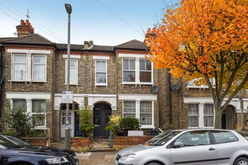 2 Bedrooms Maisonette Flat for sale in Avarn Road, Tooting
