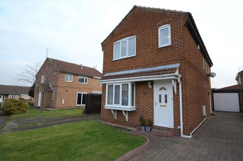 3 Bedrooms House for sale in Wardley
