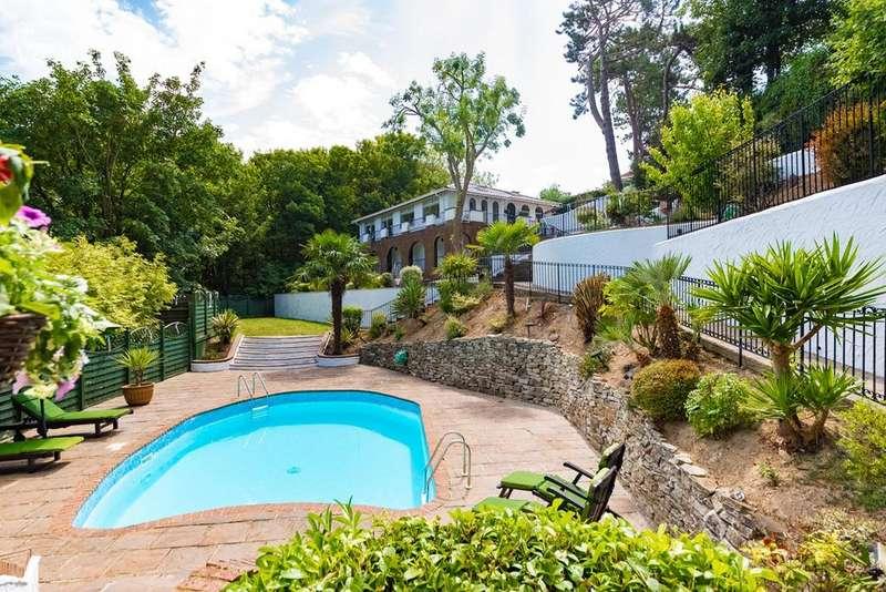 5 Bedrooms Detached Villa House for sale in Ovingdean Road , BRIGHTON, BN2