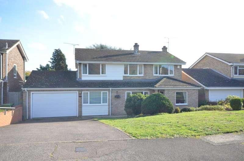 4 Bedrooms Detached House for sale in Roots Lane, Wickham Bishops, CM8 3LS