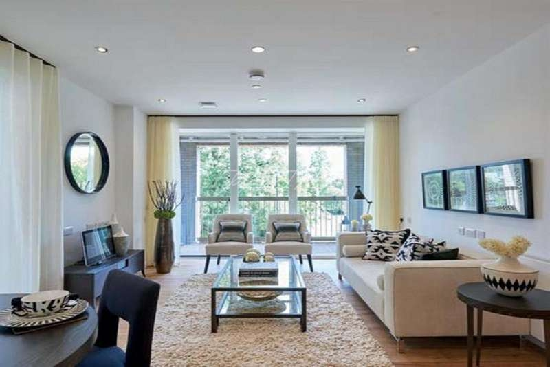 2 Bedrooms Flat for sale in Bow Corner, E3