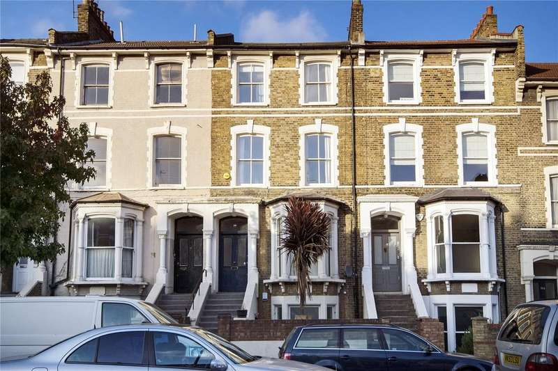 3 Bedrooms Flat for sale in Amhurst Road, London, E8
