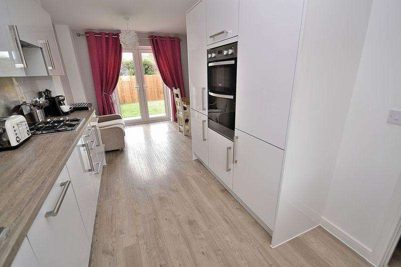 3 Bedrooms Detached House for sale in Clifford Close, Hockliffe