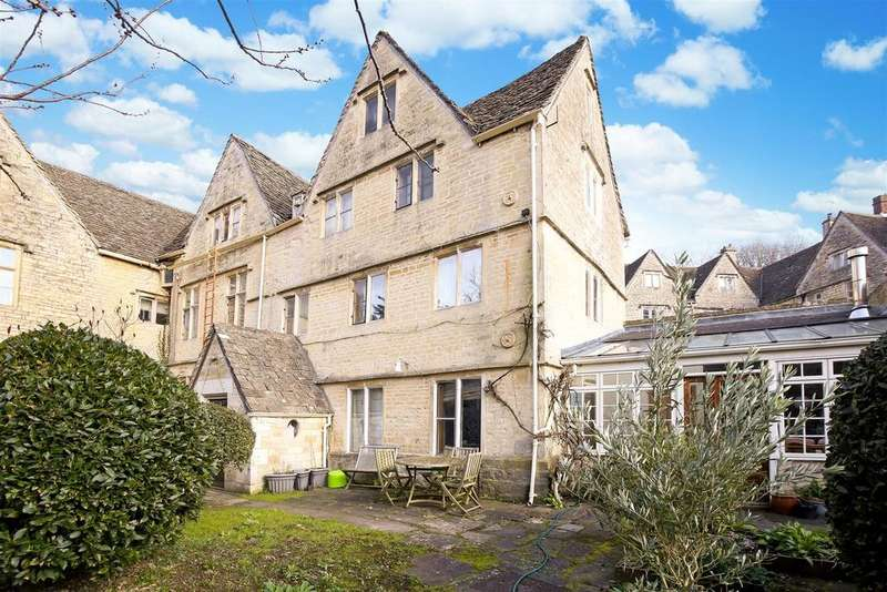 4 Bedrooms Semi Detached House for sale in Rooksmoor, Woodchester, Stroud