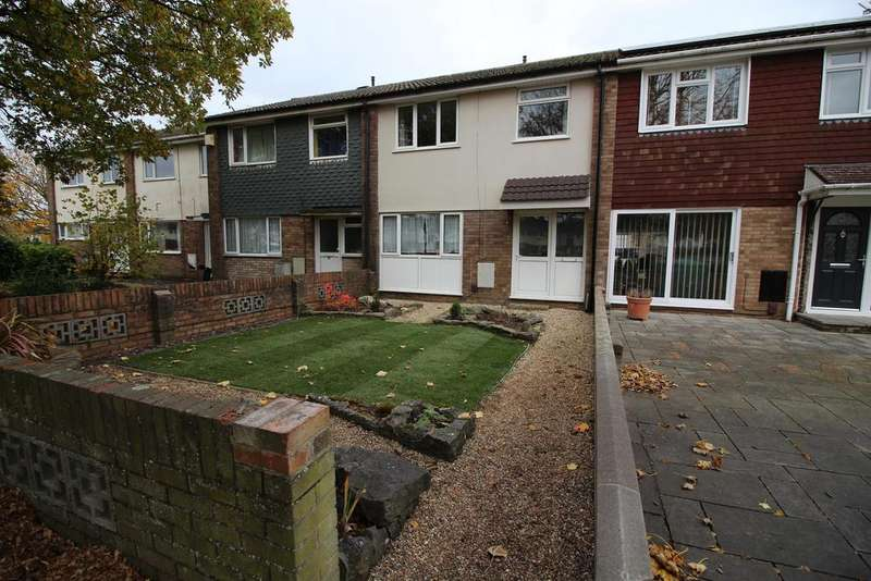 3 Bedrooms Terraced House for sale in Hardwicke, Yate, Bristol, BS37 4LF