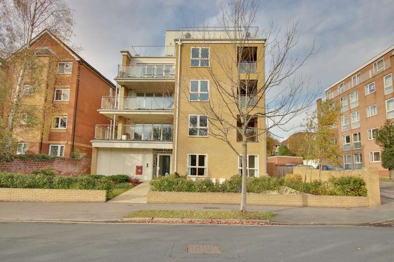 3 Bedrooms Apartment Flat for sale in Westwood Road, Southampton