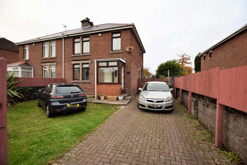 3 Bedrooms Semi Detached House for sale in Winston Road, BARRY