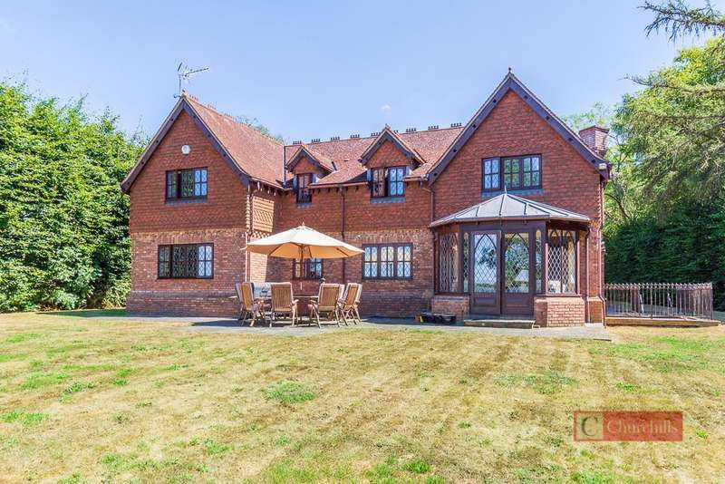 4 Bedrooms Detached House for sale in The Avenue, Hertford