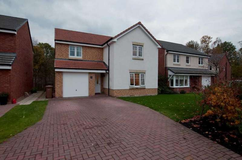 4 Bedrooms Detached House for sale in 31 Garganey, Alloa, FK10 1RN, UK