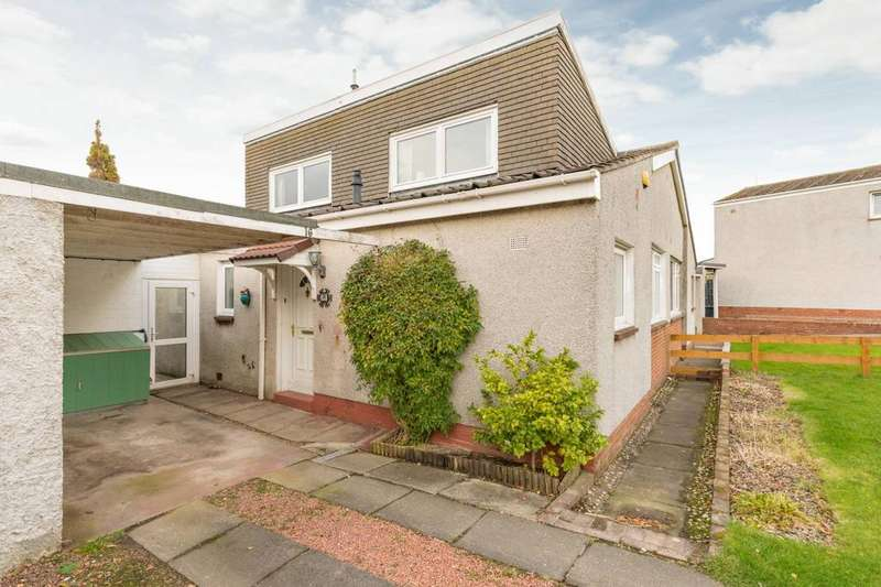 3 Bedrooms Semi Detached House for sale in 16 Almondhill Road, Kirkliston, EH29 9BW