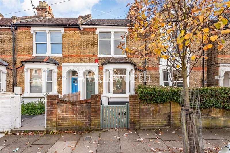 2 Bedrooms Terraced House for sale in Seaford Road, Seven Sisters, London, N15