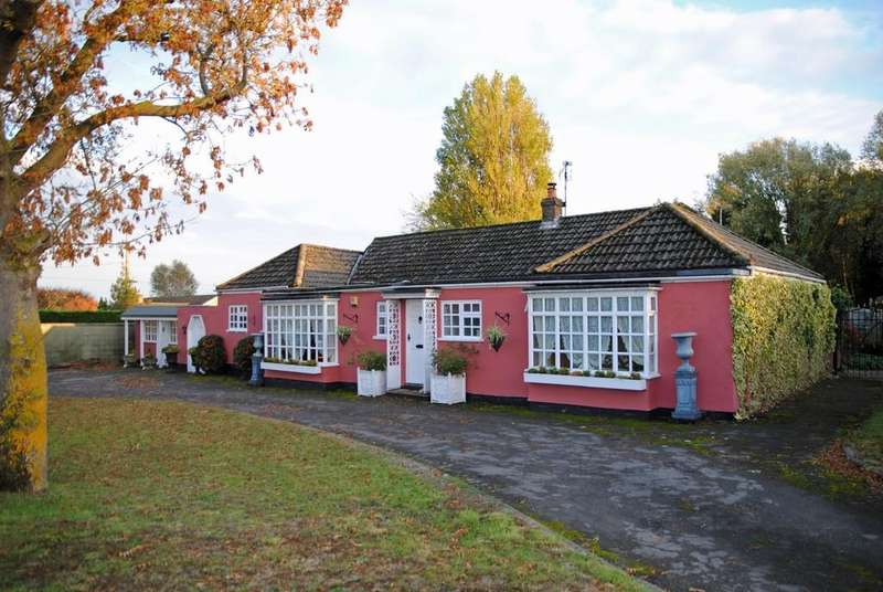4 Bedrooms Detached Bungalow for sale in Four Ashes, Wressle