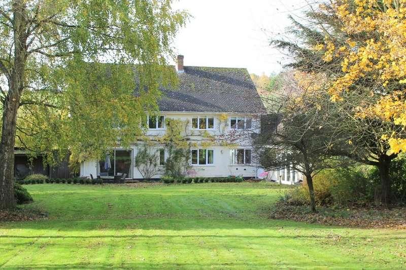 5 Bedrooms Detached House for sale in Old Alresford, Alresford
