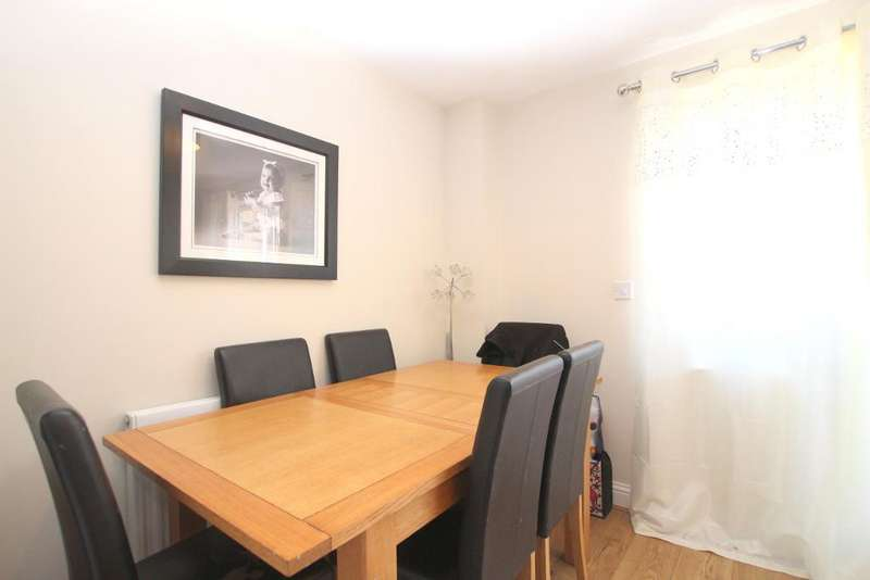 2 Bedrooms Semi Detached House for sale in West End Road, Silsoe, Bedfordshire, MK45 4DU