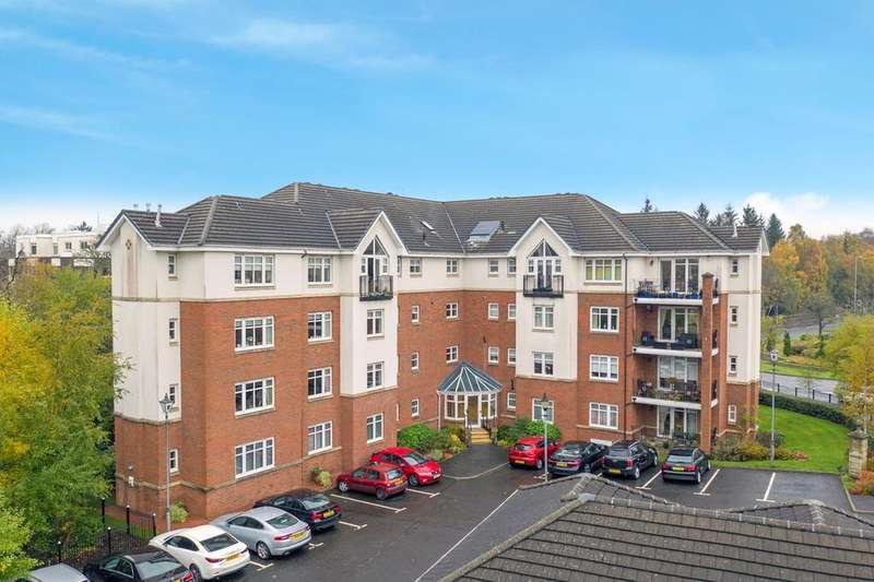 3 Bedrooms Flat for sale in The Hollows, Giffnock, Glasgow, G46