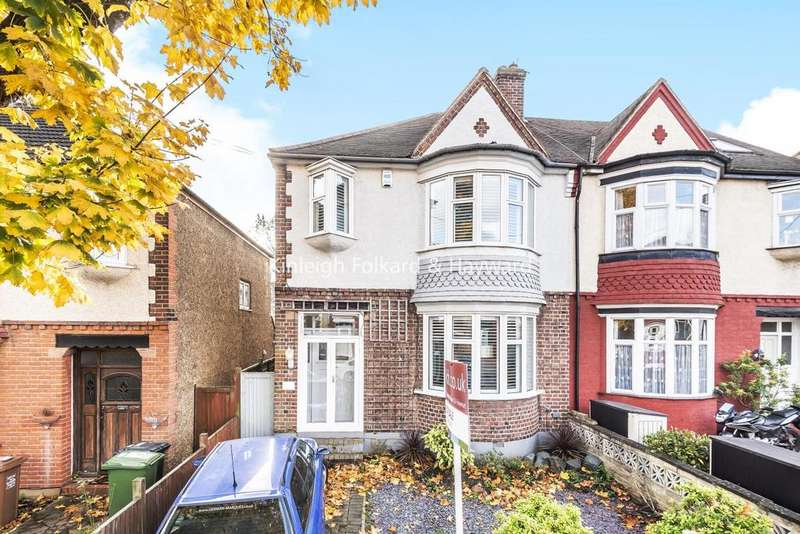 3 Bedrooms Semi Detached House for sale in Clowders Road, Catford