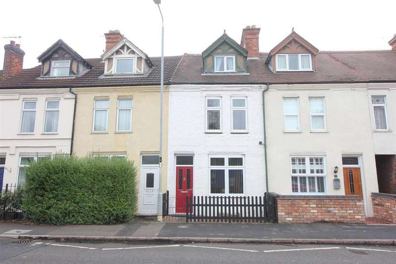 3 Bedrooms Terraced House for sale in Southfield Road, Hinckley