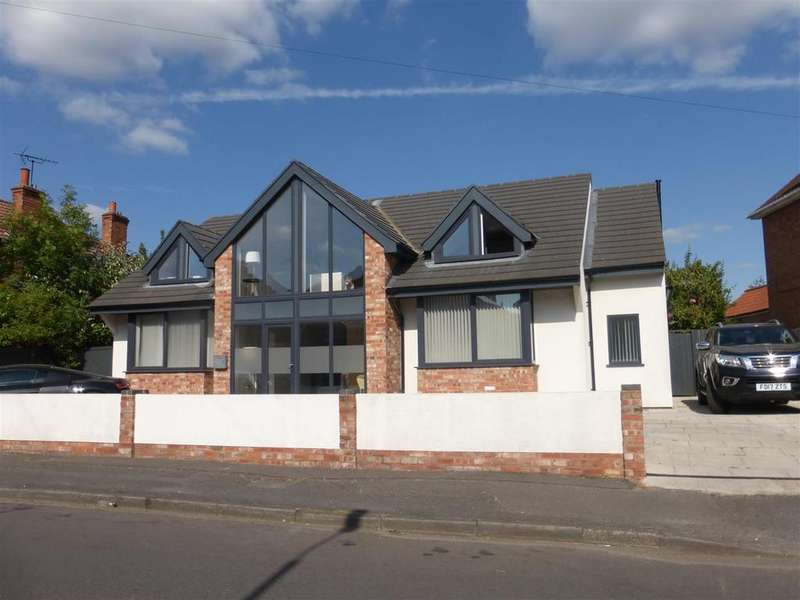 5 Bedrooms Detached House for sale in York Avenue, Sandiacre, Nottingham