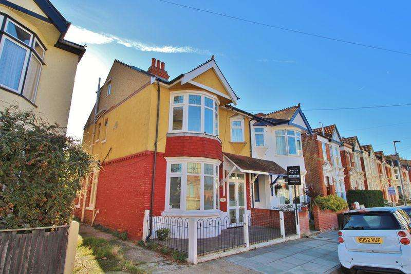 5 Bedrooms Semi Detached House for sale in Thurbern Road, North End