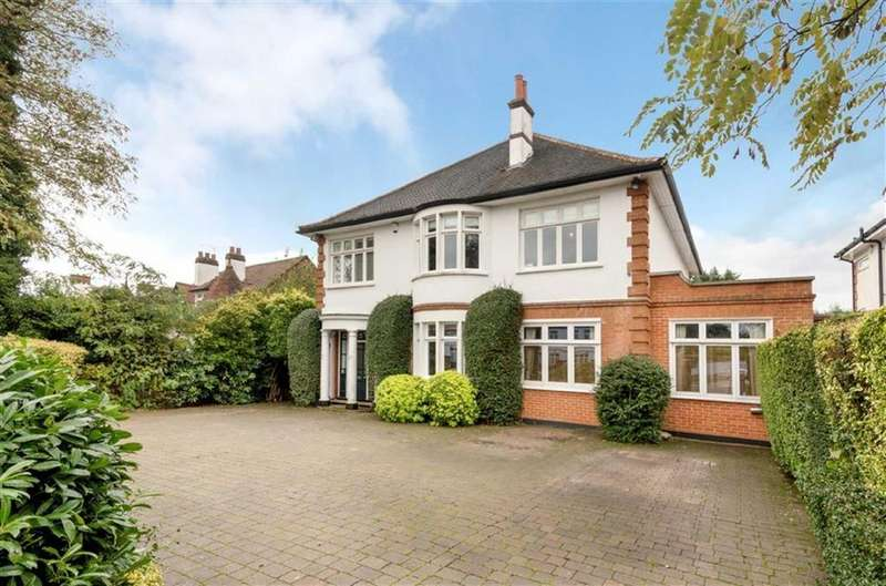 5 Bedrooms House for sale in Broad Walk, Winchmore Hill