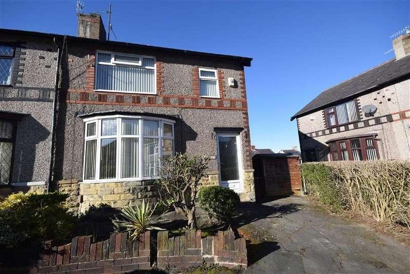 3 Bedrooms Semi Detached House for sale in Walverden Crescent, Nelson, Lancashire