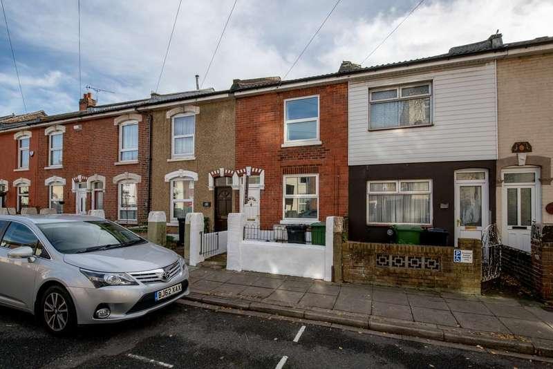 2 Bedrooms Terraced House for sale in Winstanley Road