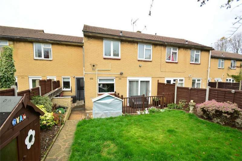 3 Bedrooms Terraced House for sale in Veritys, HATFIELD, Hertfordshire
