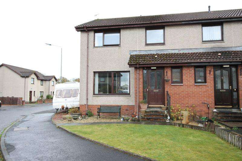 3 Bedrooms Semi Detached House for sale in 1 The Meadows, Coalsnaughton