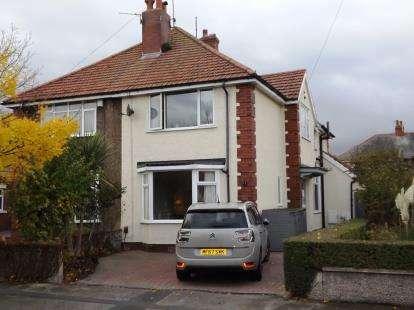 3 Bedrooms Semi Detached House for sale in Sulby Grove, Morecambe, Lancashire, United Kingdom, LA4